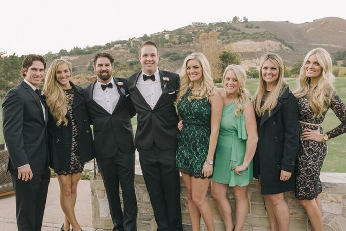 9 personas que no tendrías por qué invitar a tu boda - Carle Statsky Photography