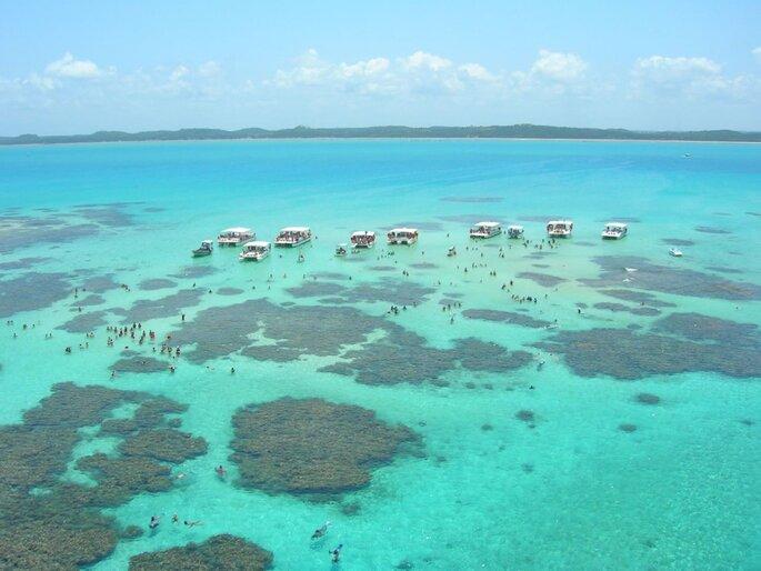 São Miguel dos Milagres - Alagoas - Praia