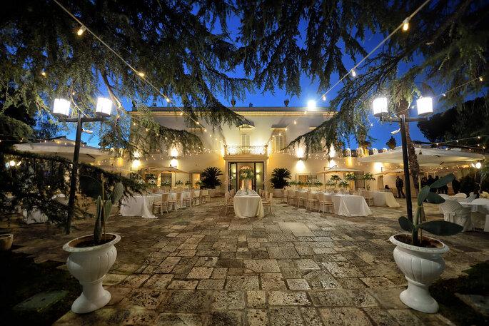 Villa Ciccorosella Ricevimenti