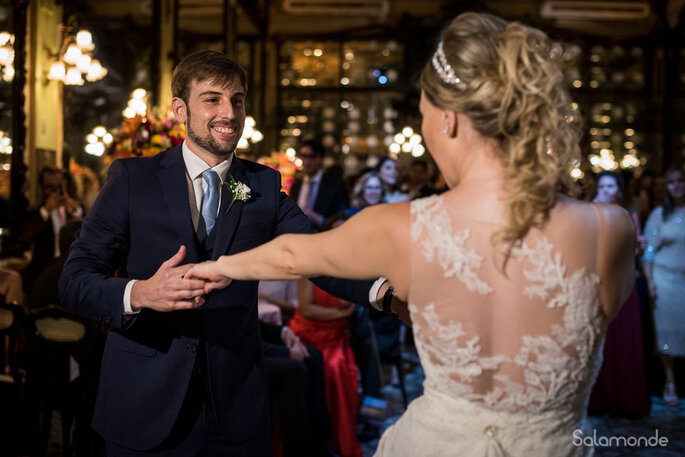 Casamento na Confeitaria Colombo