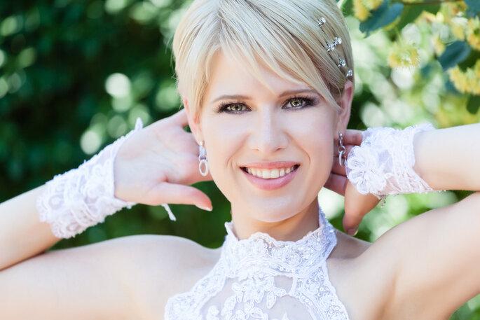 Krótkie Fryzury ślubne Obowiązujące Trendy