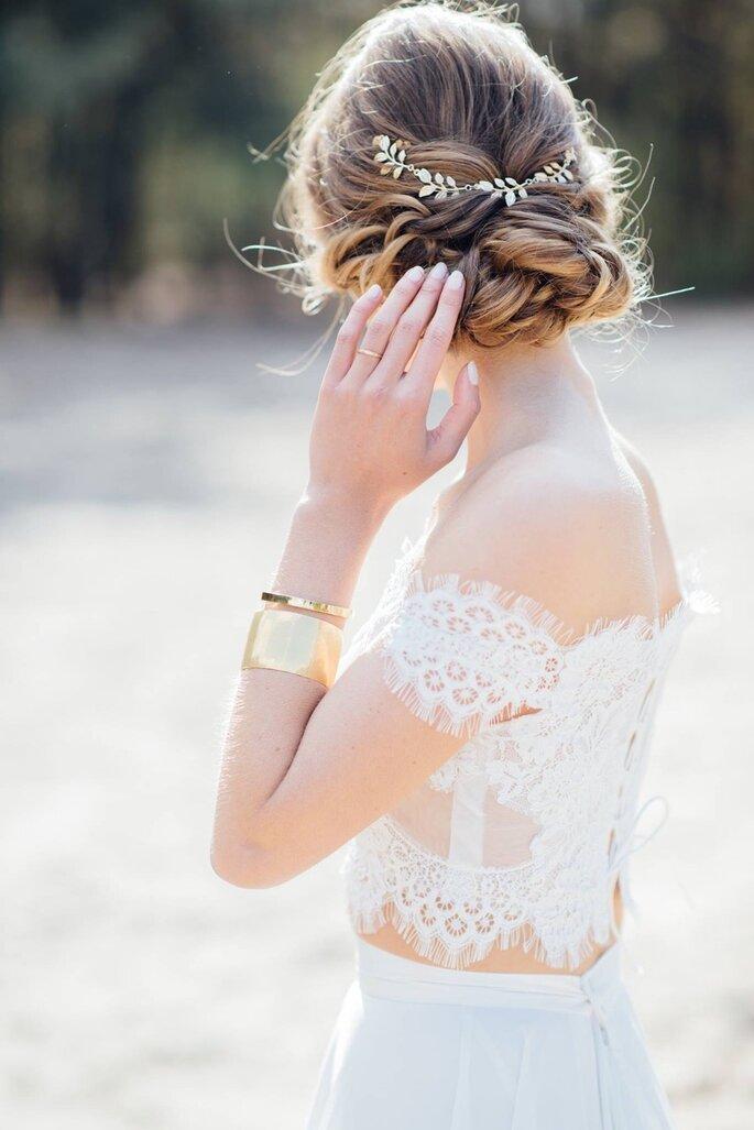 Foto: Lonneke van Dijk Fashion Hairstylist