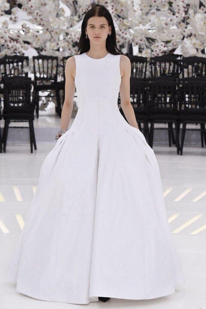 Los más hermosos vestidos de novia alta costura - Foto Dior