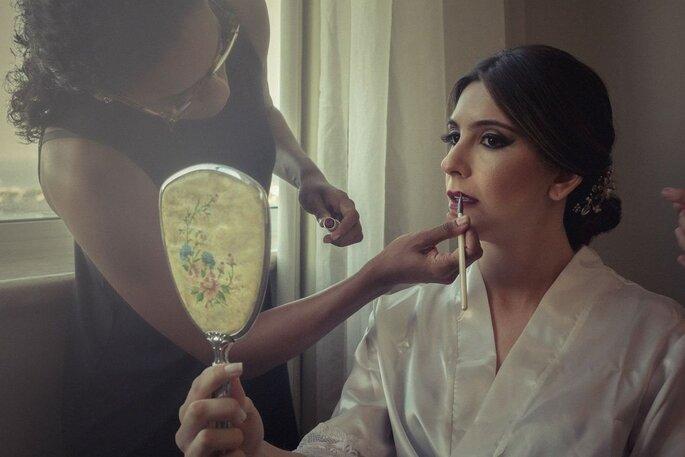 Lutera Thabisa Makeup