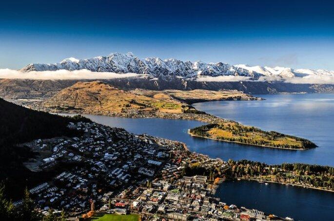 Los 10 mejores destinos del mundo para irte de luna de miel - Foto Mati Nitibhon en Shutterstock