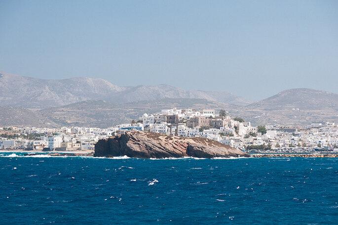 Isola di Naxos. Foto: Flickr - Antonikon
