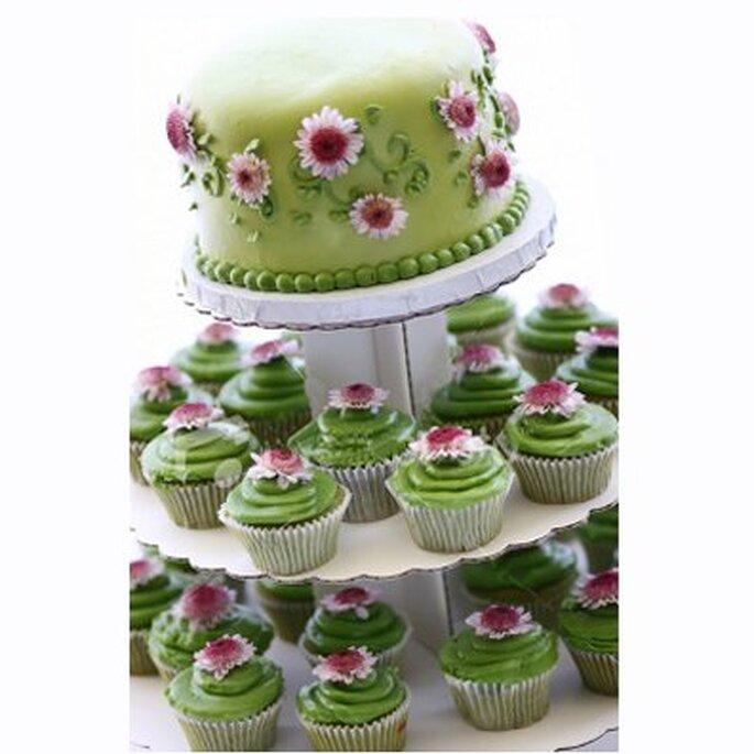 Torta de muffins