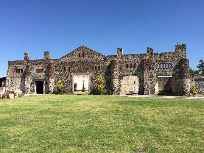 Ex Hacienda San Antonio Calichar