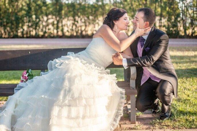 Real Wedding: Luz y romance en la boda de Yolanda y José Luis - Foto Adriana Morett