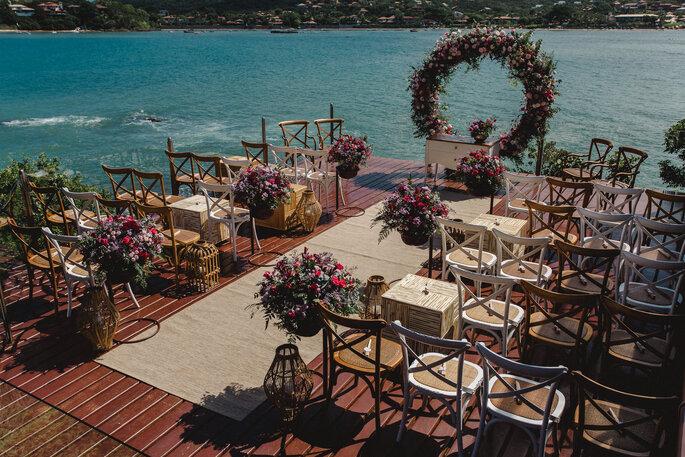 Local da cerimônia e da festa: Hotel Ferradura Private - Foto: Alexandre Rechtman
