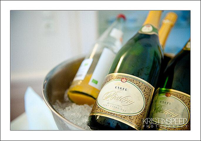 Que champagne se usa para el lemon champ