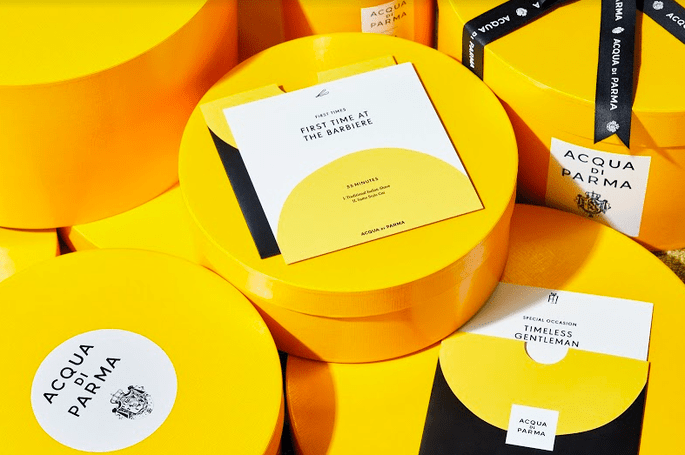 Acqua di Parma - Photo by Lilly Red