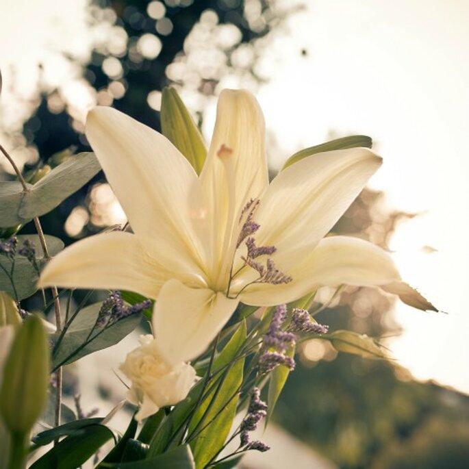 La décoration florale du mariage : un point majeur. Crédit photo : Adrian Tomadin