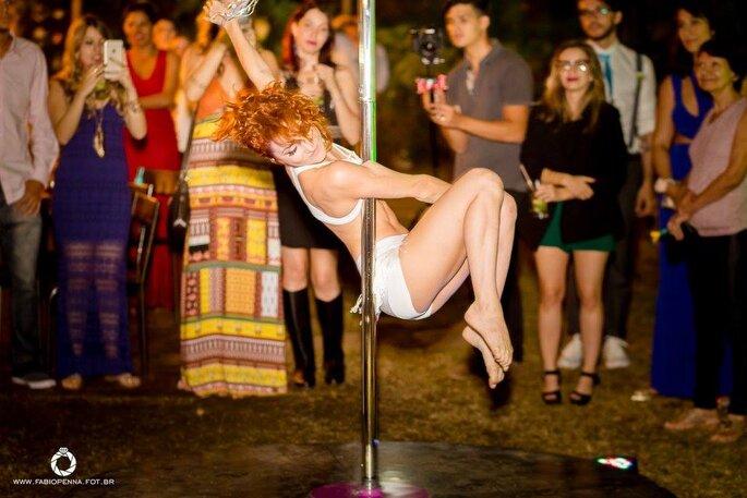 apresentaçao pole dance