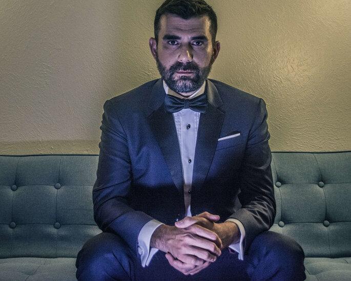 Yorgo Stratouris terno novio Miraflores