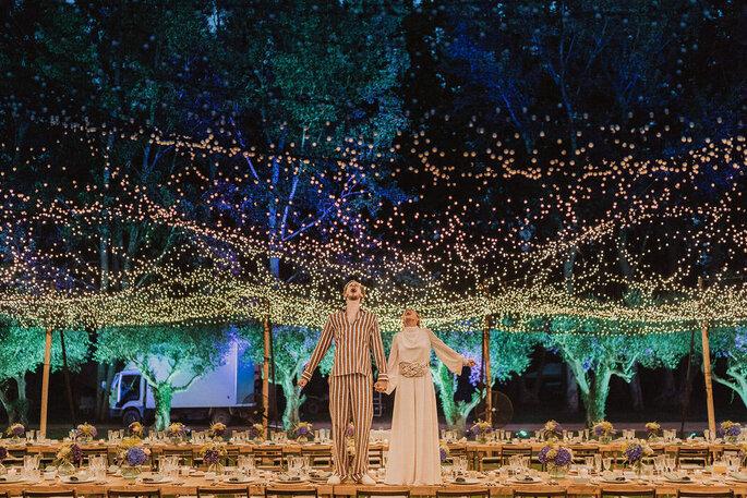La Farinera Sant Lluis, finca para bodas en Girona