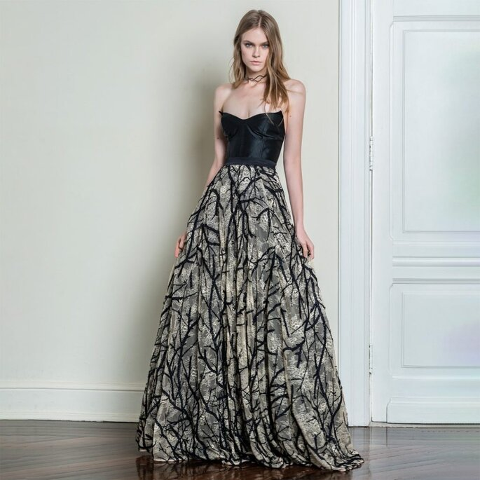 Vestido para casamento clássico