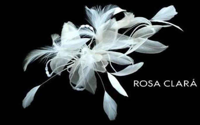 Collection de coiffures pour mariée Rosa Clará 2009