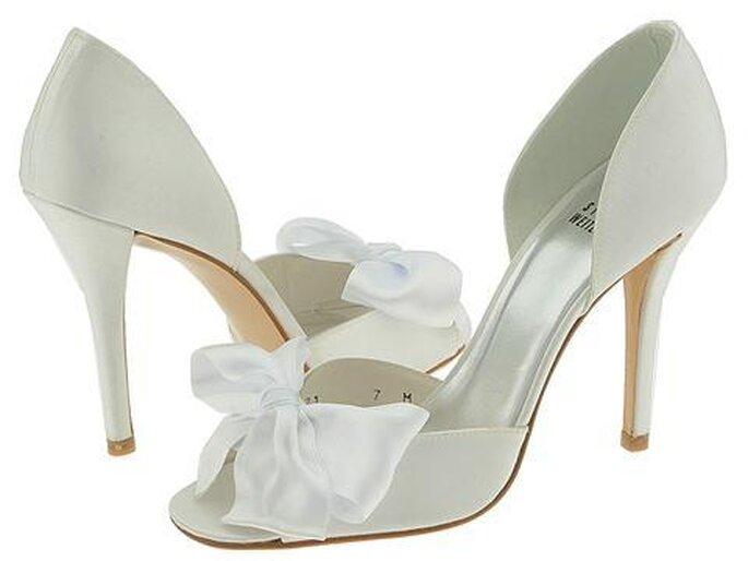 Elegir bien los zapatos de novia.