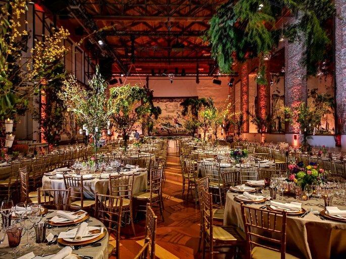 Real Fábrica de Tapices lugar bodas Madrid