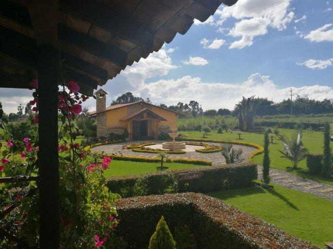 Foto: Hacienda Montecano