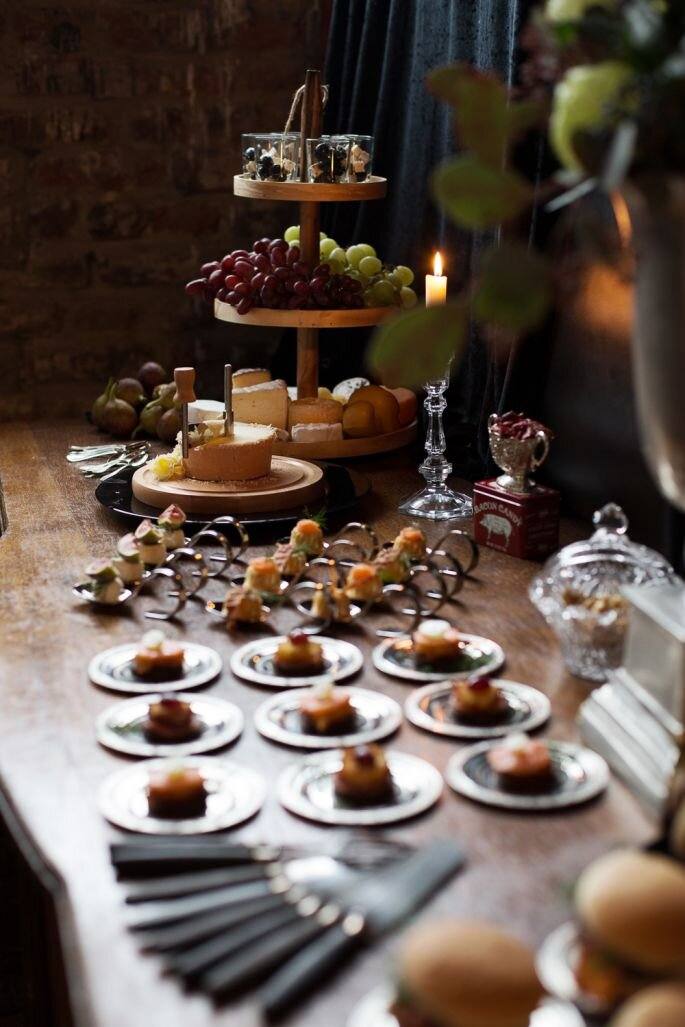 Snackbar Hochzeit