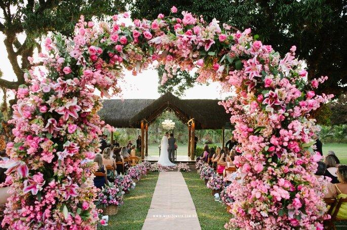 5 passos para encontrar o espaço do seu casamento