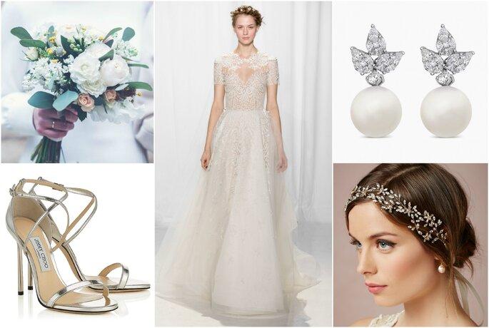 Look della settimana: sposa Afrodite
