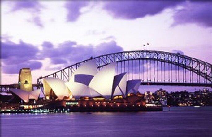 El Ópera House en Sidney