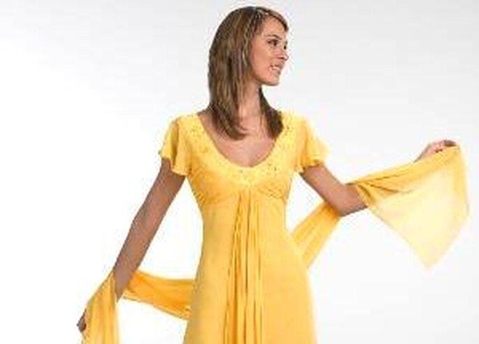Colección de vestidos de cóctel Novissima y Charo Peres 2009
