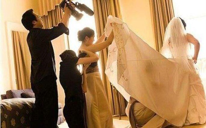 Le foto di nozze, i momenti da immortalare