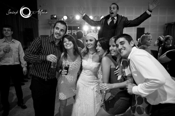 Gefühle und Momentaufnahmen authentisch auf dem Hochzeitsfilm - Foto: Josp Álfaro
