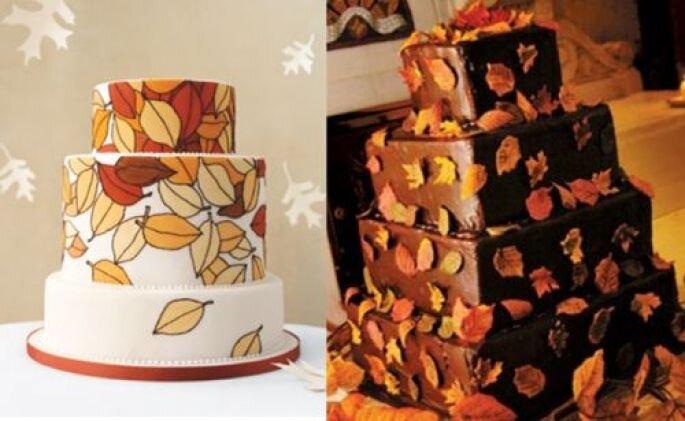 Thanksgiving-wedding-cakes