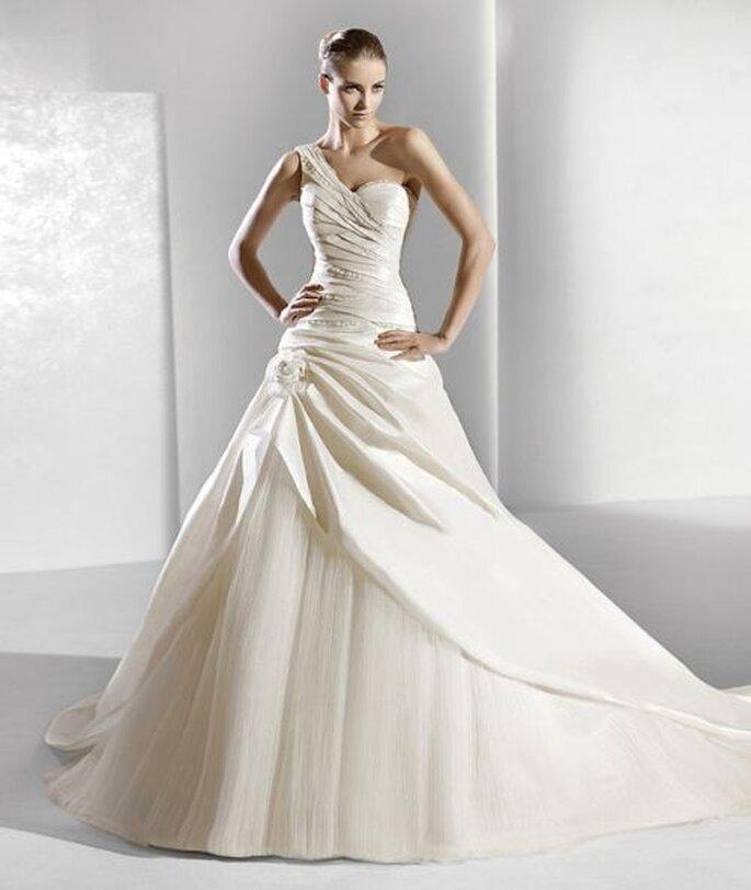 robe de mari e asym trique l 39 astuce pour para tre plus