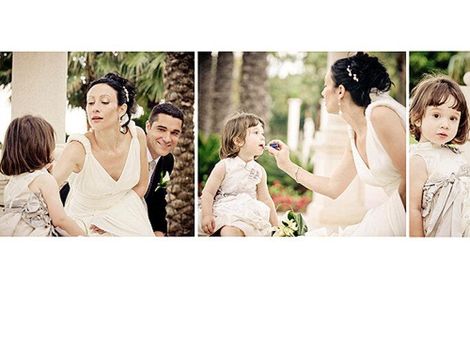 Un reportaje fotográfico único para tu boda. Foto: Punto de Vista