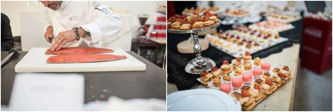 """""""Anche oggi la dieta la inizio domani"""" !!! Mitico PQP Banqueting - Foto: Infraordinario Wedding"""