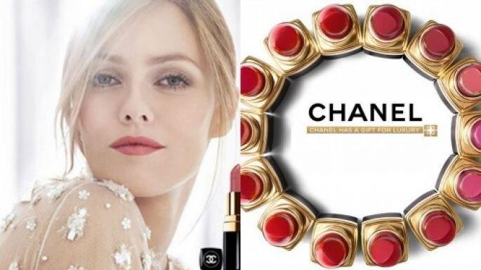 Губная помада Chanel Rouge Coco. Chanel.com