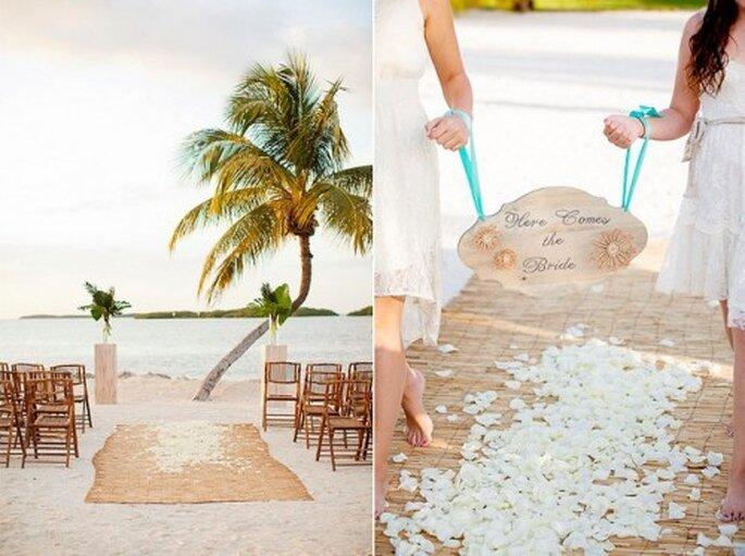 Heiraten in Florida ist unkompliziert und daher bei Deutschen sehr beliebt – Foto: KT Marry Photography