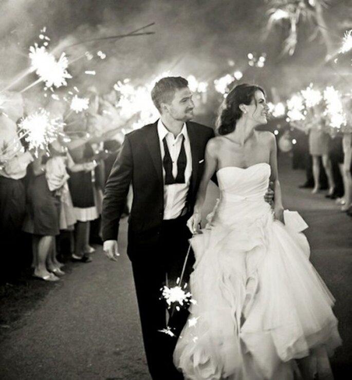 Propositos de año nuevo para una novia próxima a casarse - Foto Amy and Stuart en Inspired By This