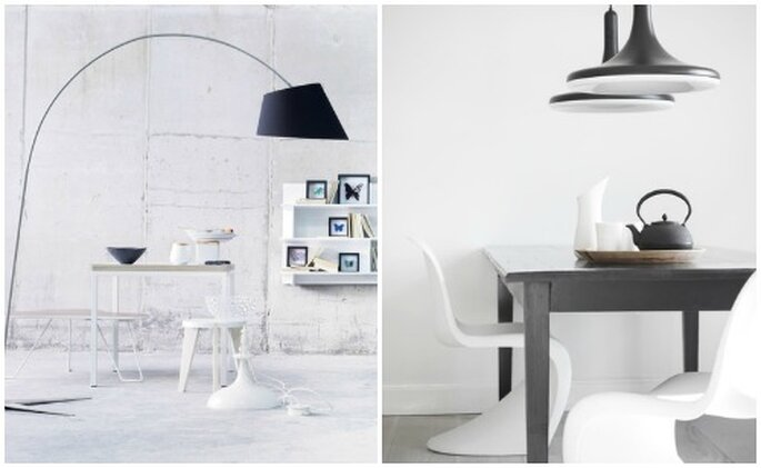 Anche l'illuminazione è molto importante in una casa. Con Nordic Living avrete il meglio! Foto: www.nordicliving.it
