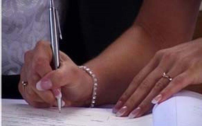 Tramiti e documenti per il matrimonio civile