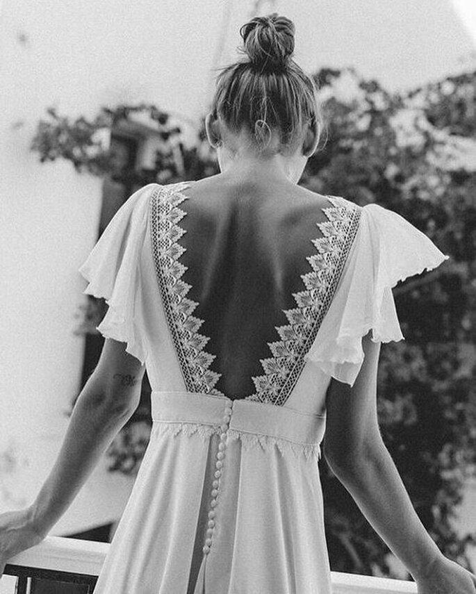 vestidos novia Audrey Hepburn