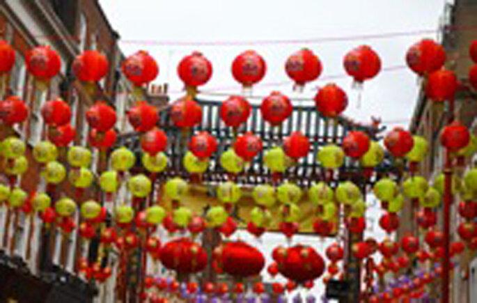 Celebrazioni del Capodanno Cinese a Londra, cortesia di Amie Anderson (www.amie-anderson.com)
