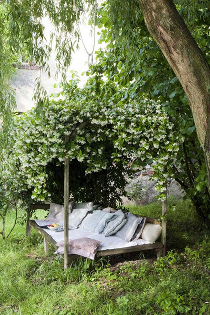 Ideas de decoración para el jardín - Foto: Katrin Arens