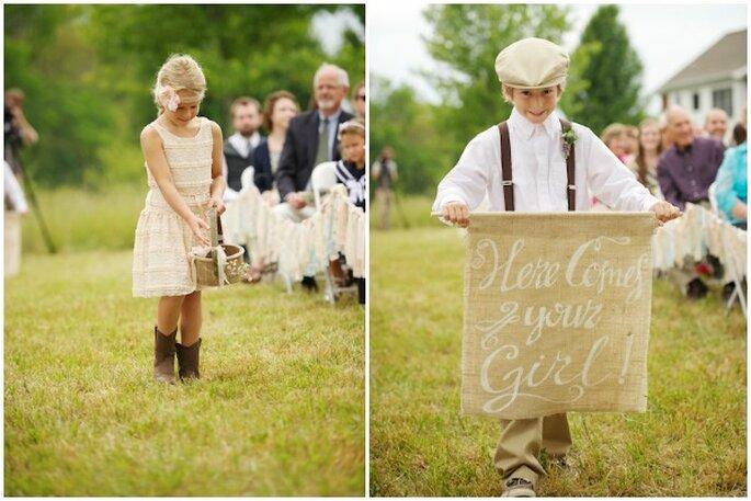 So Integrieren Sie Kinder In Ihre Hochzeitszeremonie