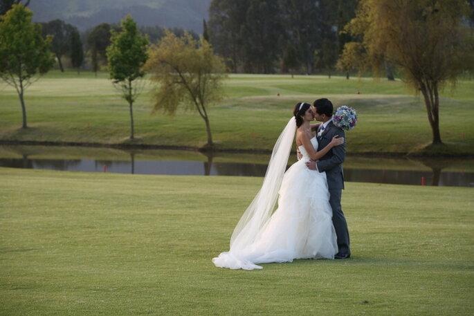 Cada boda es una historia de amor. Foto: Lagus Media