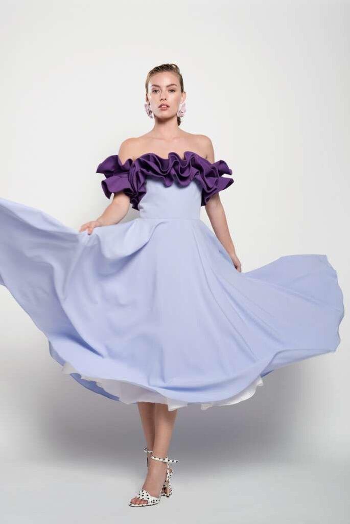 Vestido Betta, Boüret - 450€