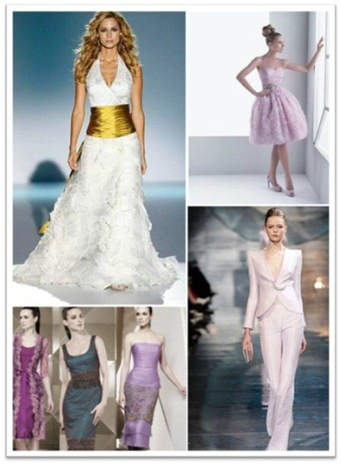 Hay normas de protocolo para los colores más adecuados a vestir para los invitados