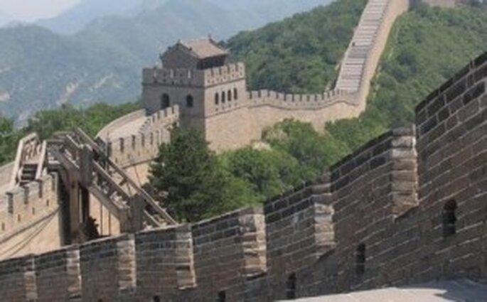 Laissez vous séduire par la Grande Muraille