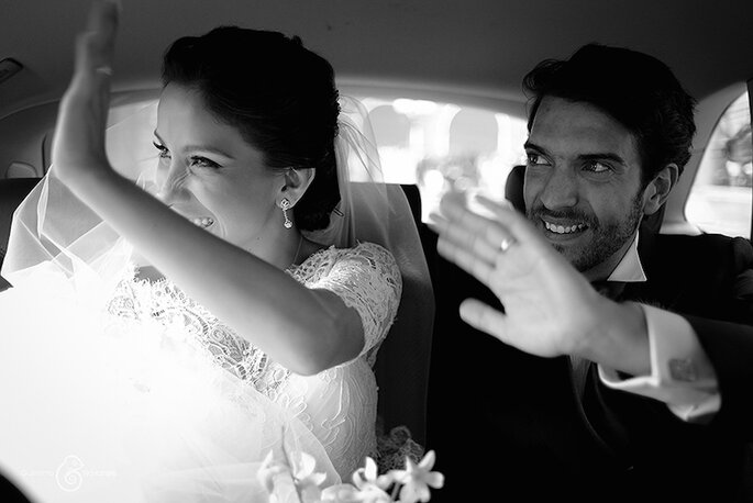 Real Wedding: La romántica boda de Pamela y Carlos - Guillermo Navarrete